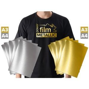 Kit Power Film Metallic - Demonstração